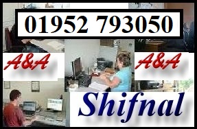 Fast Shifnal Business PC Repair, Laptop, Network Repair