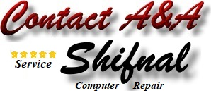 Contact A&A Sony Computer Repair Shifnal Shropshire