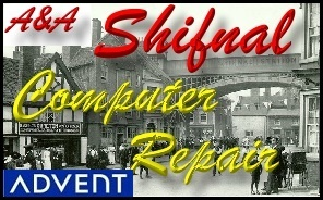 Advent Shifnal Laptop Repair - Advent Shifnal PC Repair