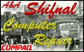 Compaq Shifnal Laptop Repair - Compaq Shifnal PC Repair