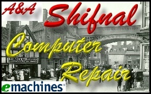 eMachines Shifnal Laptop Repair eMachines Shifnal PC Repair