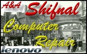 Lenovo Shifnal PC Repair, Lenovo Laptop Repair Shifnal