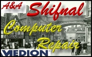 Medion Shifnal Medion PC Repair, Medion Laptop Repair Shifnal