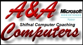 Shifnal Home Computer Coaching, Private Computer Training