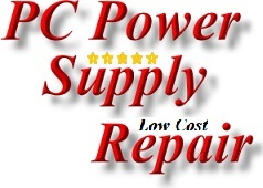 Shifnal Home Computer Power Supply Repair - Replacement