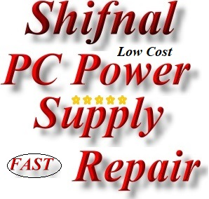 Shifnal PC Power Supply Repair